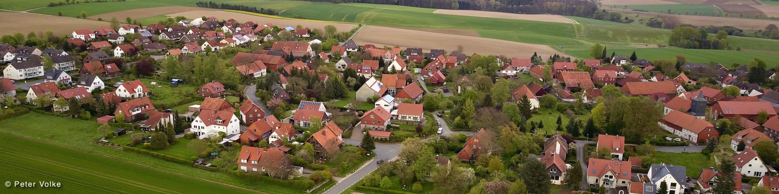 Lechstedt aus der Luft – lechstedt.de